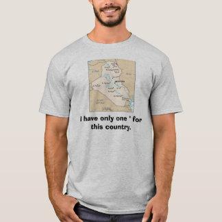 Das Sternchen-Shirt, der Irak T-Shirt