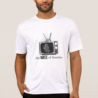 das Stimme Amerikas-T-Stück T-Shirt