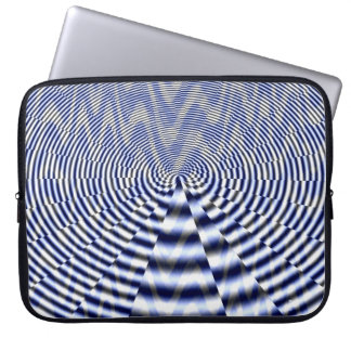 Das Strahlen Rays… Laptopschutzhülle