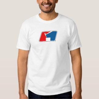 Das STUMPF weiße kurze Hülsen-T-Stück T-shirt