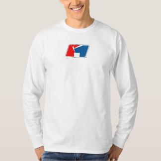 Das STUMPF weiße lange Hülsen-T-Stück Hemd