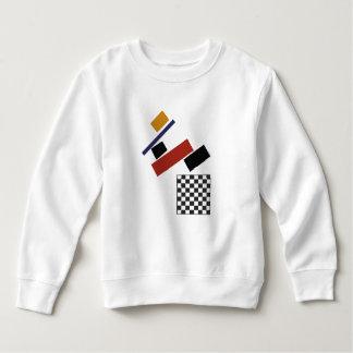 Das SuperSchachbrett, nach Malevich Sweatshirt