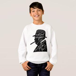 Das Sweatshirt Churchill Jungen