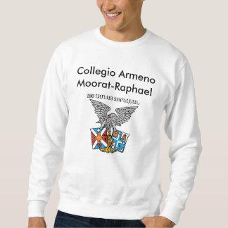 Das Sweatshirt Collegio Armeno Moorat-RAPHAEL