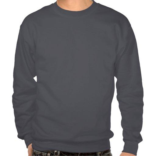 Das Sweatshirt der Feuer-Kanji-Männer