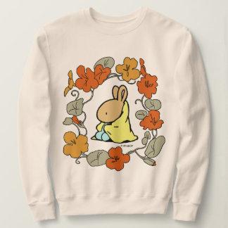 Das Sweatshirt der umfassenden Häschen-Frauen