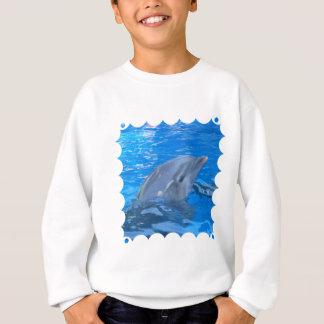Das Sweatshirt des Bottlenose-Delphin-Kindes