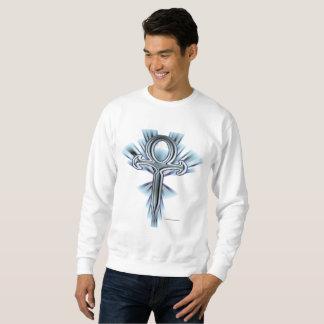 Das Sweatshirt Eis Ankh Männer