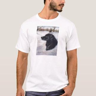 Das T-Shirt der Actune Hundeporträt-Männer
