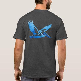Das T-Shirt der äußeren Bank-Männer - T-Stück des