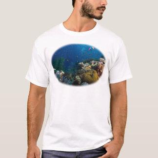 Das T-Shirt der Korallenmeer-Männer
