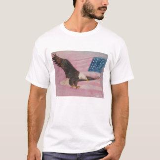 Das T-Shirt der Männer - Freiheit