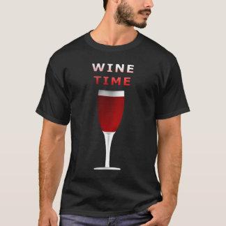 Das T-Shirt der Wein-Zeit-Männer