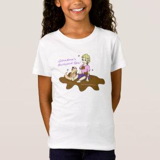 Das T-Shirt des amerikanischen