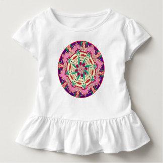 Das T-Shirt des kundenspezifischen Kleinkindes mit