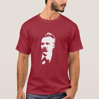 Das T-Shirt Nietzsche Männer