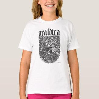 Das T-Stück Araldica Mädchen T-Shirt