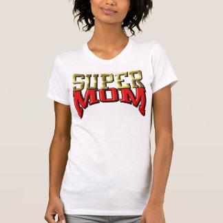 """Das T-Stück der Damen - """"SUPERmamma """" T-Shirt"""