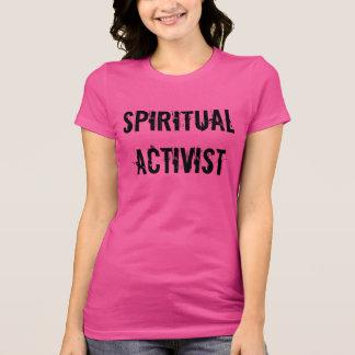 Das T-Stück der geistigen Aktivisten-Frauen T-Shirt