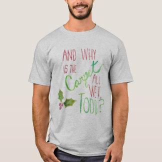 Das T-Stück der Margo Feiertags-Männer T-Shirt