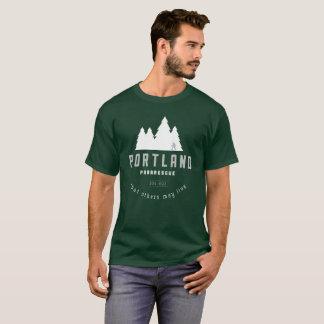Das T-Stück der Portlandpararescue-Männer T-Shirt