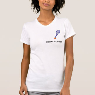 Das T-Stück der Schläger-Wissenschaftlerfrauen - T-Shirt