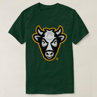 Das T-Stück der Wisconsin-Kuh-Männer (Forest T-Shirt