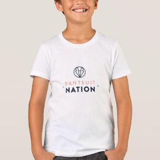 Das T-Stück des Pantsuit-Nations-Kindes T-Shirt
