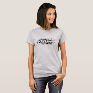 Das T-Stück Frau Frisbie Motor Company T-Shirt