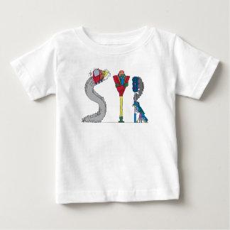 Das T-Stück | SYRAKUS, NY (SYR) des Babys Baby T-shirt