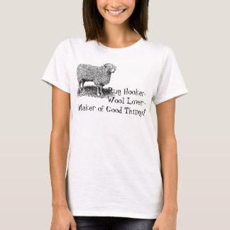 Das T-Stück Wolldeckehookers T-Shirt