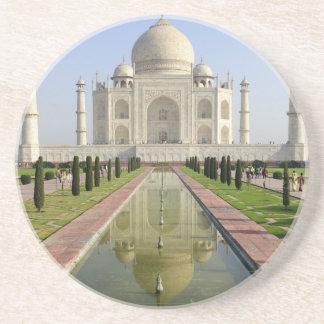 Das Taj Mahal, Agra, Uttar Pradesh, Indien, Untersetzer