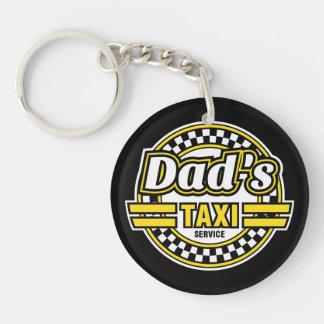 Das Taxi-Service des Vatis - Geschenk für Vati - Schlüsselanhänger