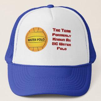 Das Team früher BC bekannt als Wasserball Truckerkappe
