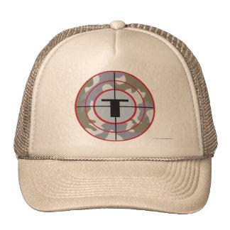 Das Techno Stamm-Logo Truckermützen