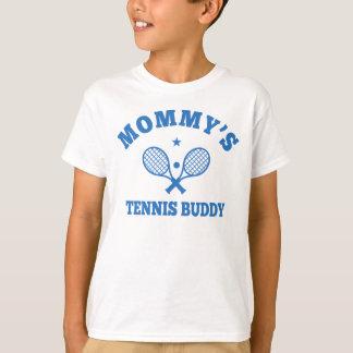 Das Tennis-Freund der Mama T-Shirt