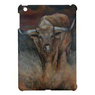 Das Texas Longhorn Stier Hüllen Für iPad Mini