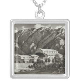 Das Theater bei Oberammergau, 1930 Versilberte Kette
