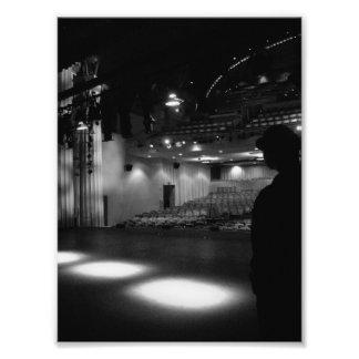 Das Theater Fotodruck