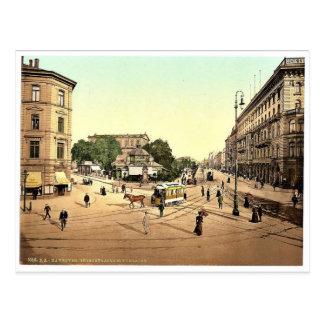 Das Theater, Hannover, Hannover, Deutschland Postkarte