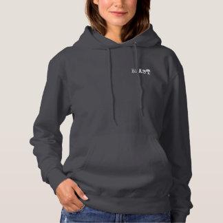 Das Tier-mit Kapuze Sweatshirt der Frauen