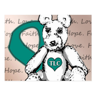Das tlc-Projekt Postkarte