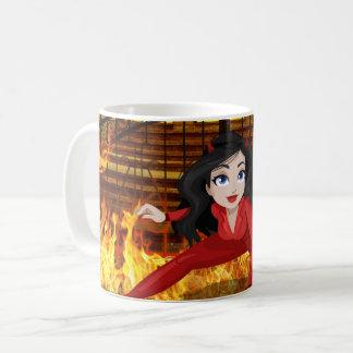 Das Tor-Tasse der Hölle Kaffeetasse