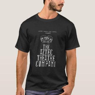 Das Traditions-Schwarz-Shirt Aztec Theatre Company T-Shirt