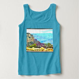 Das Trägershirt der Grand- Canyonfrauen Tank Top