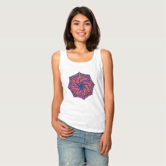 Das Trägershirt der kundenspezifischen Frauen Tank Top