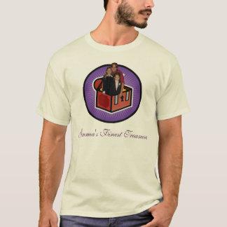 Das treasurre des Gammas, der feinste Schatz des T-Shirt