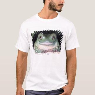 Das Treefrog des Weiß, Litoria caerulea, gebürtig T-Shirt