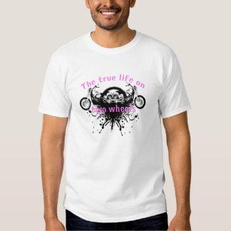 Das Ture Leben auf Rad zwei Shirt