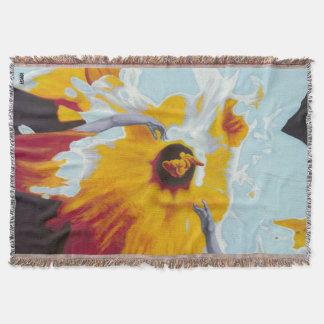 Das Universum als Narzissen-Decke Decke